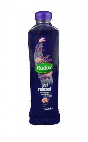 Radox pěna do koupele, Feel Relaxed, 500ml