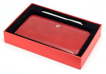 Dámská dárková sada Pierre Cardin - peněženka a propiska [99501]