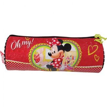 Kulatý penál Disney Minnie