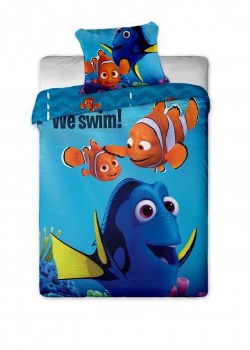 Povlečení Hledá se Dory We swim 140/200