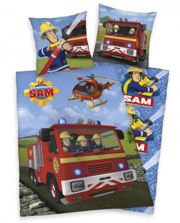 Povlečení Požárník Sam auto