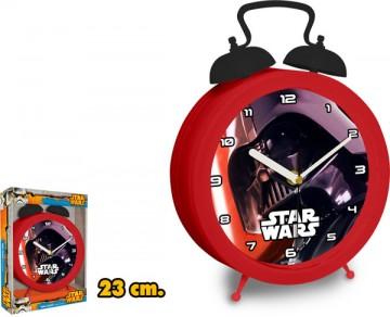 Maxi hodiny Star Wars Darth Vader 23 cm