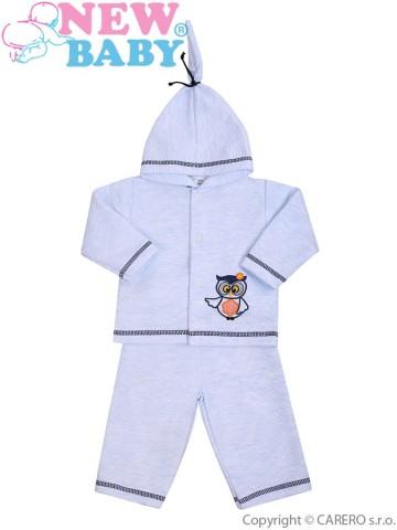 2-dielna súpravička New Baby Snívačik modrá