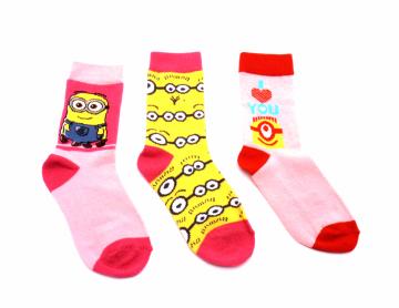Ponožky - Mimoň - you - velikost 31-34 cena za 3 páry