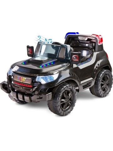 Elektrické autíčko Toyz Patrol - 2 motory black