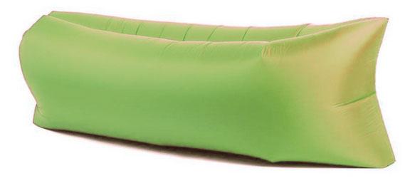 Nafukovací Lazy Bag - zelená
