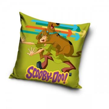 Povlak na polštářek Scooby Doo zelený 40/40