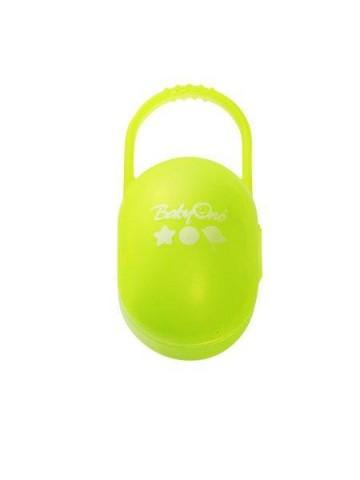 Pouzdro na dudlík Baby Ono zelené