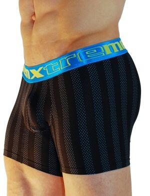 Pánské boxerky Xtremen MIcrofiber Classic Boxer NPS 02, Velikost oblečení M