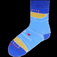 Ponožky - Házená - velikost 43-46