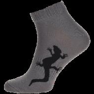 Ponožky - Ještěrka - velikost 39-42