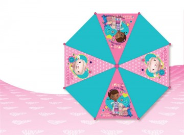 Vystřelovací deštník Doc McStuffins