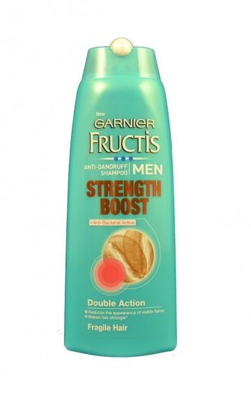 Garnier Fructis Strenght Boost - šampon pro muže, 250ml