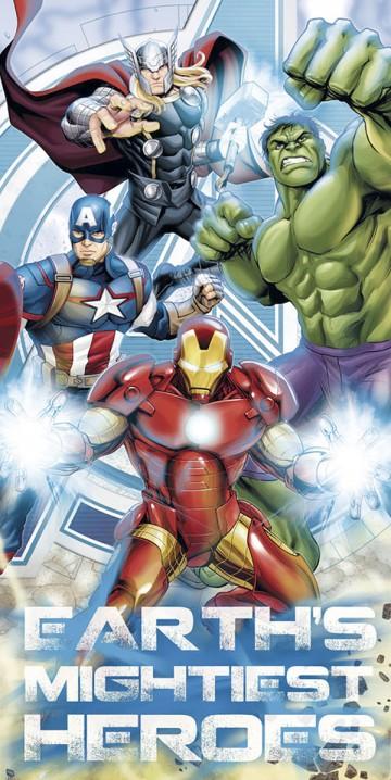 Osuška Avengers Heroes 70/140