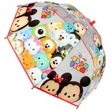 Průhledný deštník Disney Tsum Tsum