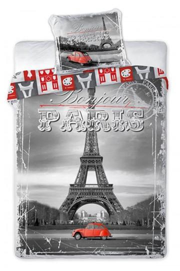 Povlečení Paříž Eiffelova věž 140/200, 70/90