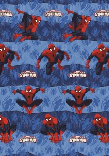 Prostěradlo klasik Spiderman 140/200