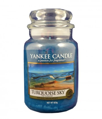 Yankee Candle Classic velký 623g Turquoise Sky