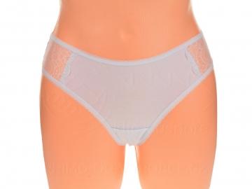 Kalhotky tanga8 - 1 ks, bílé, velikost M