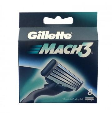 Gillette Mach3 8 NH