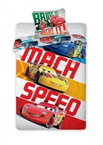 Povlečení FARO Cars Speed 140/200