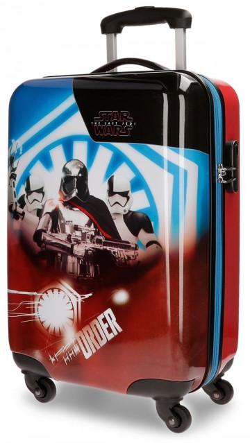 Cestovní kufr ABS Star Wars The Last Jedi 55 cm
