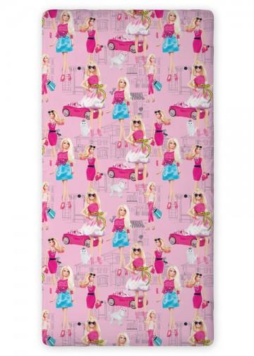 Prostěradlo Barbie Style 90/200