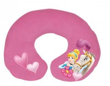 Dětský cestovní polštářek Princezny