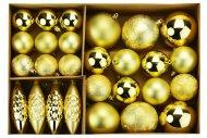Velká sada kouliček - Zlatá