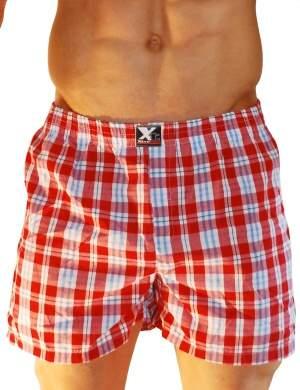 Pánské trenýrky Xtremen Shorts Boxer TH 08, Velikost oblečení XXL