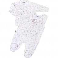 Kojenecká souprava New Baby Magic Star růžová