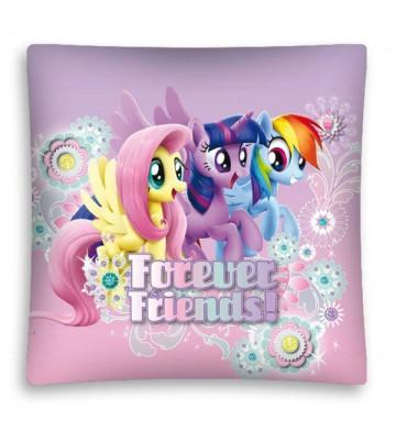 Povlak na polštářek My Little Pony přátelé micro 40/40