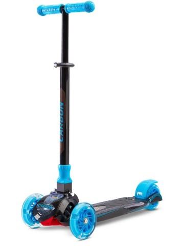Dětská koloběžka Toyz Carbon blue
