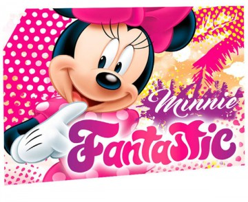 Dětský ručník Minnie Fantastic 30/40