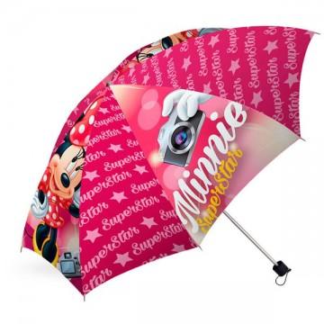 Skladací deštník Minnie SuperStar