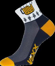 Ponožky Pivo - 1 pár, velikost 39-42