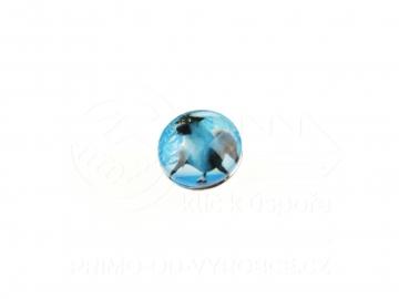 Ozdobný patent na náramek - Frozen 16