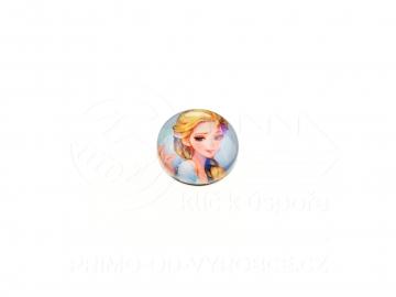 Ozdobný patent na náramek - Frozen 22