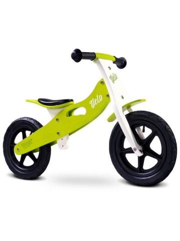 Dětské odrážedlo kolo Toyz Velo green
