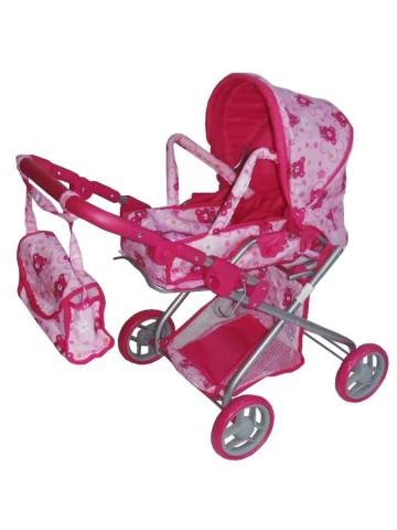 Hlboký kočík pre bábiky Baby Mix