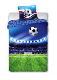 Bavlněné povlečení - Fotbal - 140 x 200 - Faro