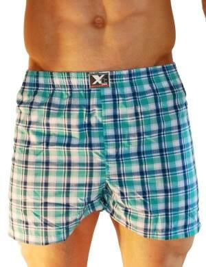 Pánské trenýrky Xtremen Shorts Boxer TH 04, Velikost oblečení M