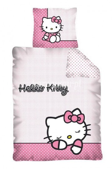 Povlečení Hello Kitty 140/200 cm