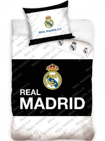 Povlečení Real Madrid Black Belt 140/200, 70/80