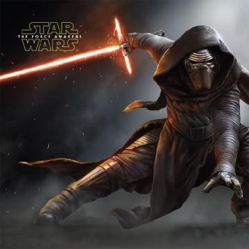 Polštářek Star Wars VII Kylo Ren 40x40