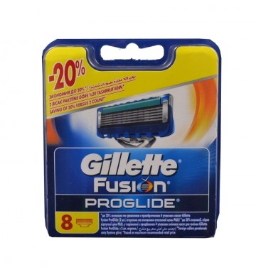 Gillette Fusion Proglide 8 NH