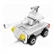 Enlighten Brick 1221 Mini Tank 53 dílů