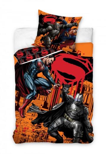 Povlečení Batman vs Superman 140/200 cm