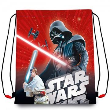 Taška na tělocvik a přezůvky Star Wars Darth Vader a Luke Skywalker 41/33