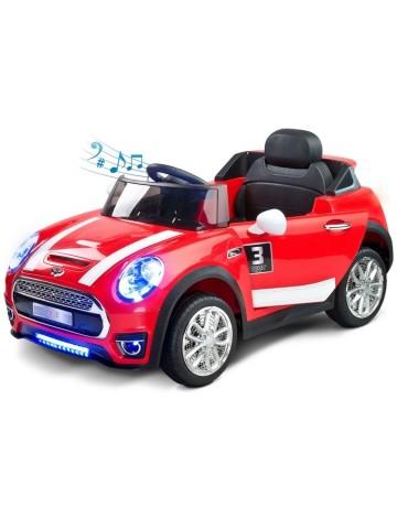 Elektrické autíčko Toyz Maxi červené